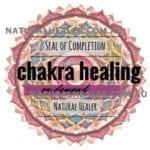 Chakra Healing Seal Sample