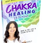 Chakra Healing on Demand Book
