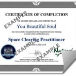 Space Clearing Practitioner Certificate (PDF)