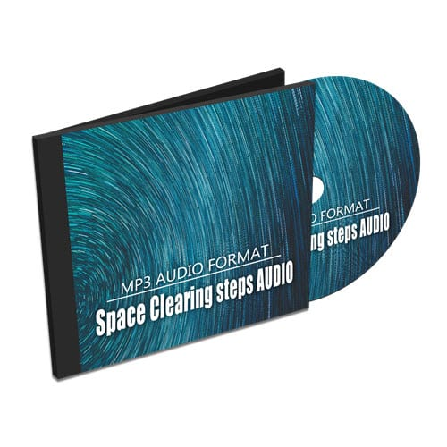 Space Clearing Steps Audio (MP3)