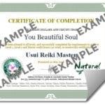 Custom Certificate (PDF)