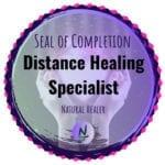 Distance Healing Specialist