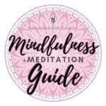 Natural Healer Mindfulness Meditation Guide